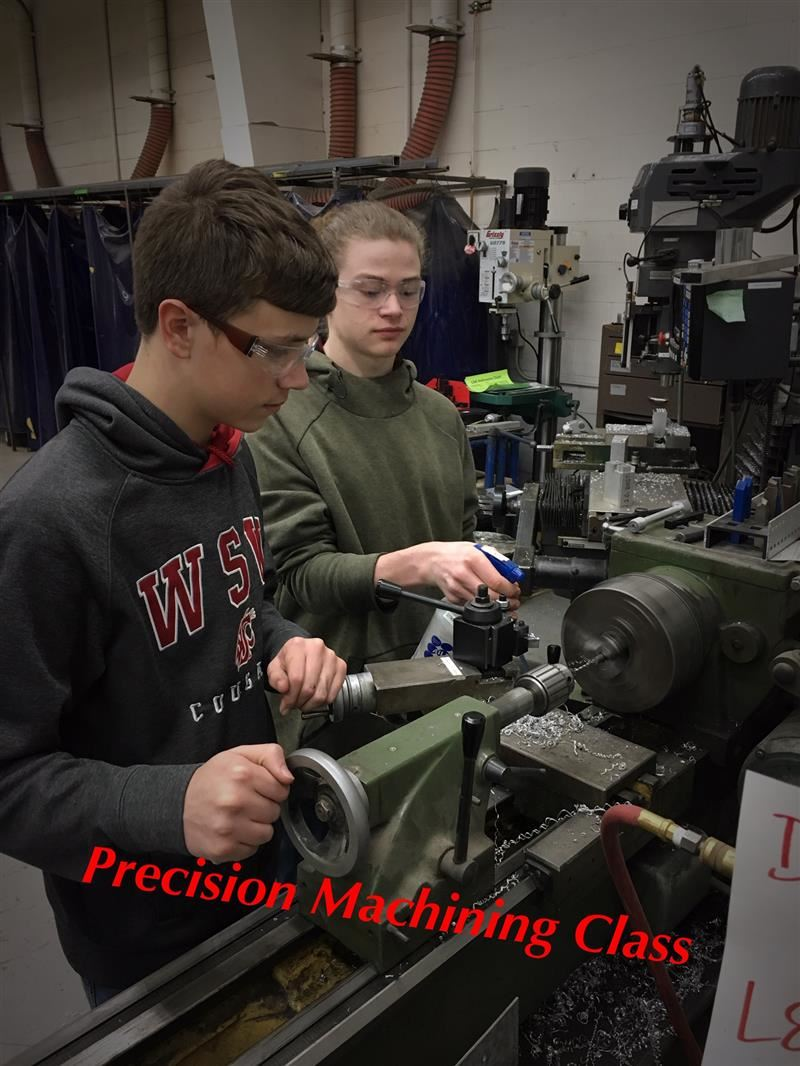 precision at lathe