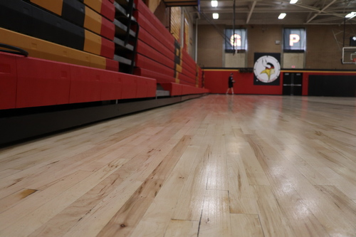 Palouse Gym Floor